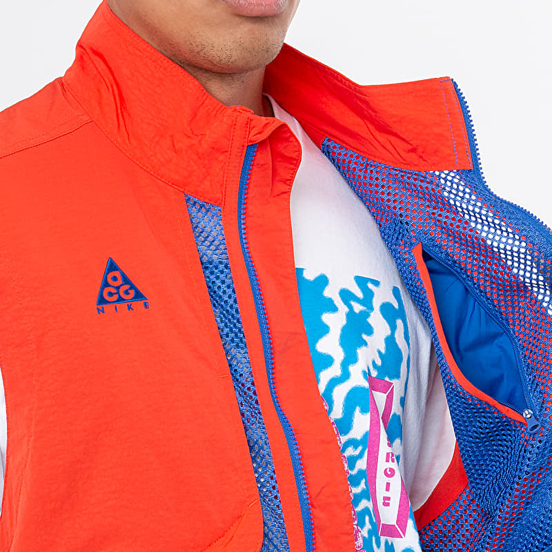 Nike NRG ACG Vest Habanero Red/ Game Royal