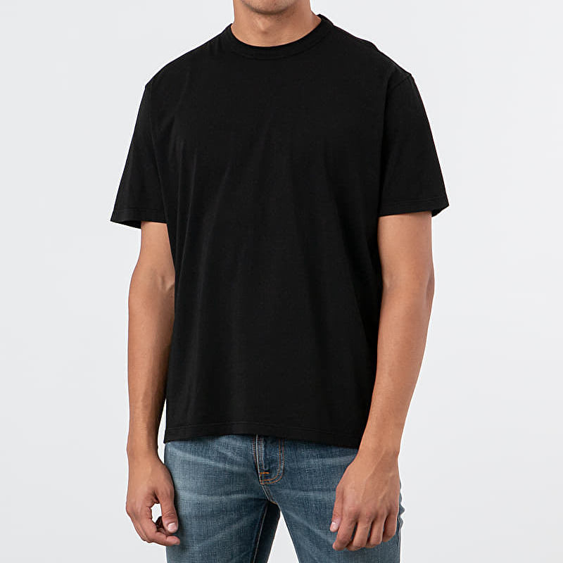 Our Legacy New Box Tee Black Clean
