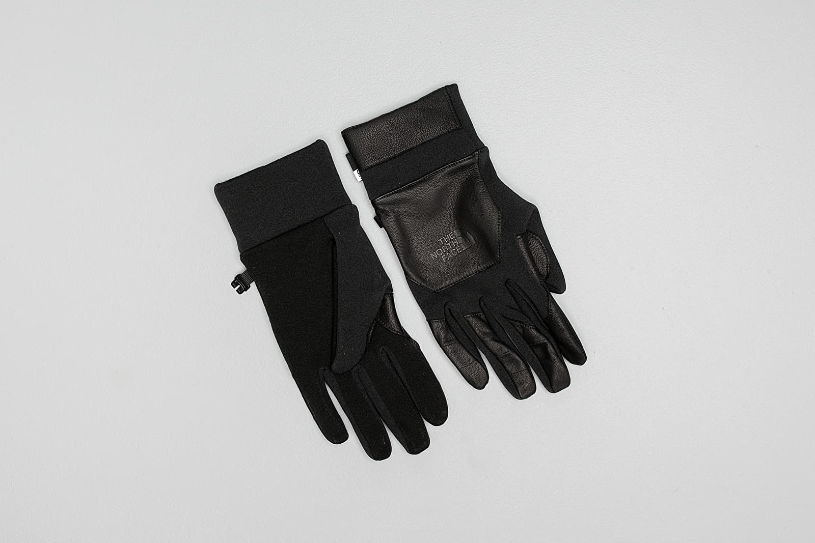 The North Face Leather Gloves ETIP™