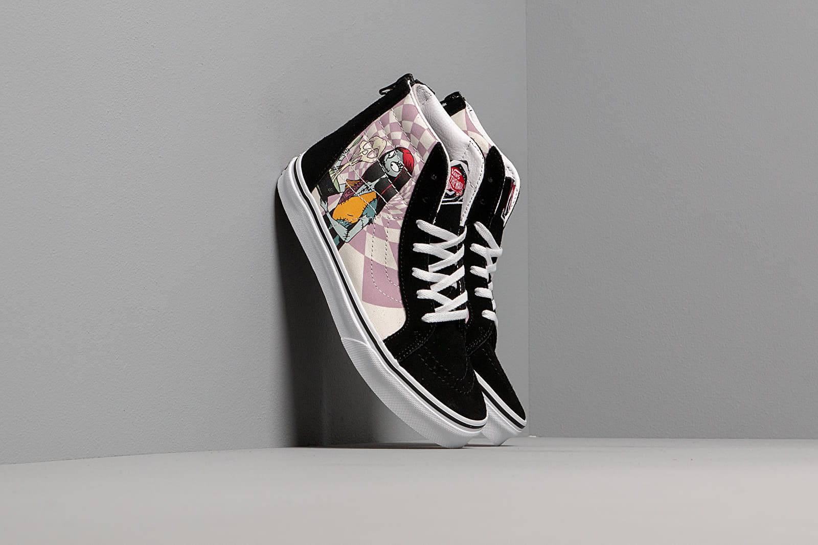 Vans x The Nightmare Before Christmas Classic SK8 Hi Zip (DISNEY) Sally's Potion | Footshop