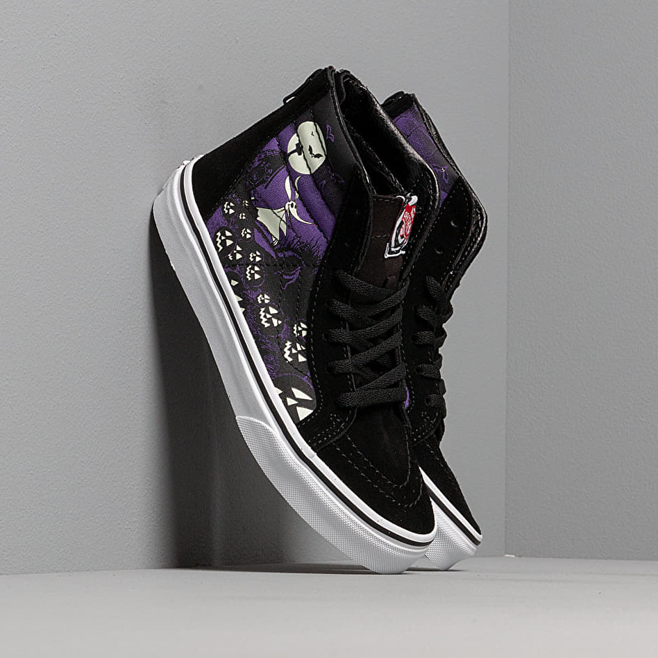 Vans x The Nightmare Before Christmas SK8Hi Zip DISNEY Jack´s Lament