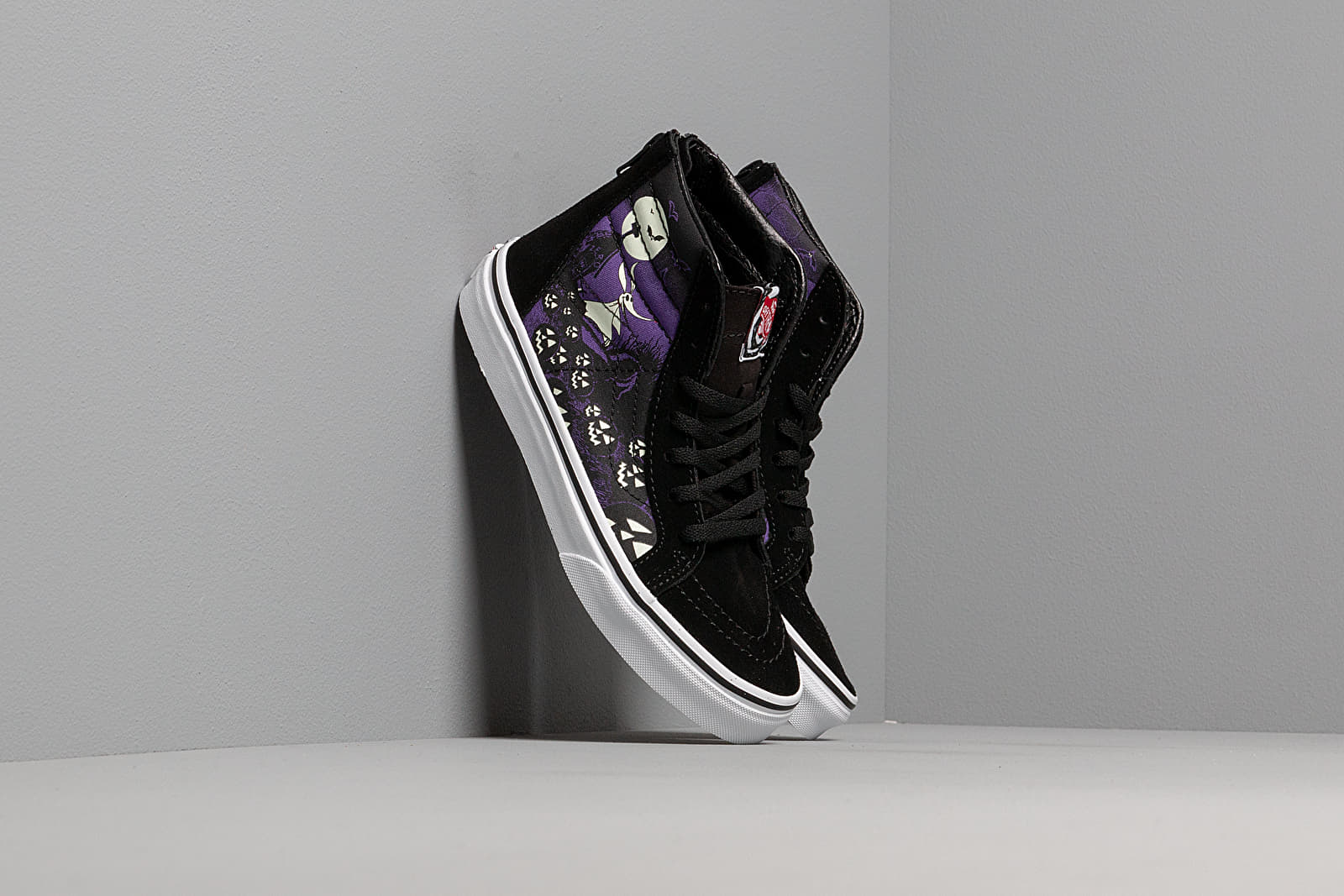 Vans x The Nightmare Before Christmas SK8-Hi Zip (DISNEY)