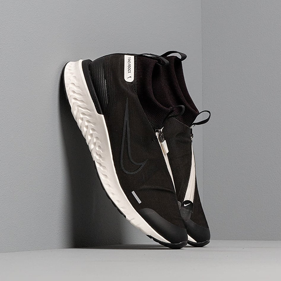 Nike React City Black/ Black-Sail EUR 44
