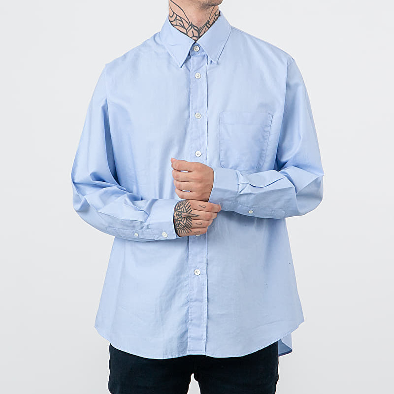 Our Legacy New BD Shirt Business Panama Blue