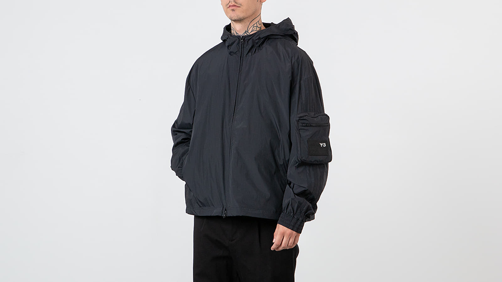 Y-3 Woven Shell Track Jacket