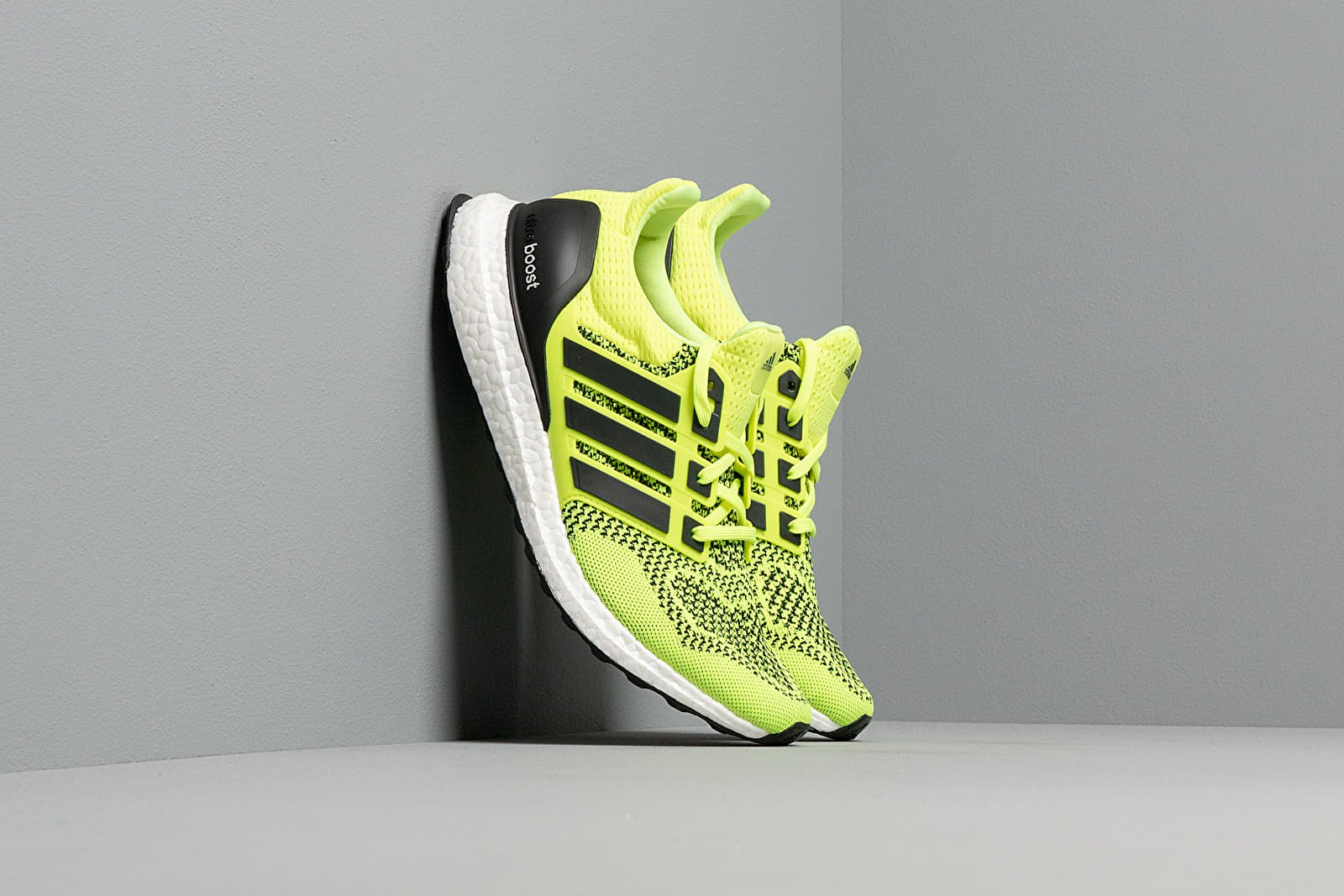 Men's shoes adidas Ultraboost Solar Yellow/ White