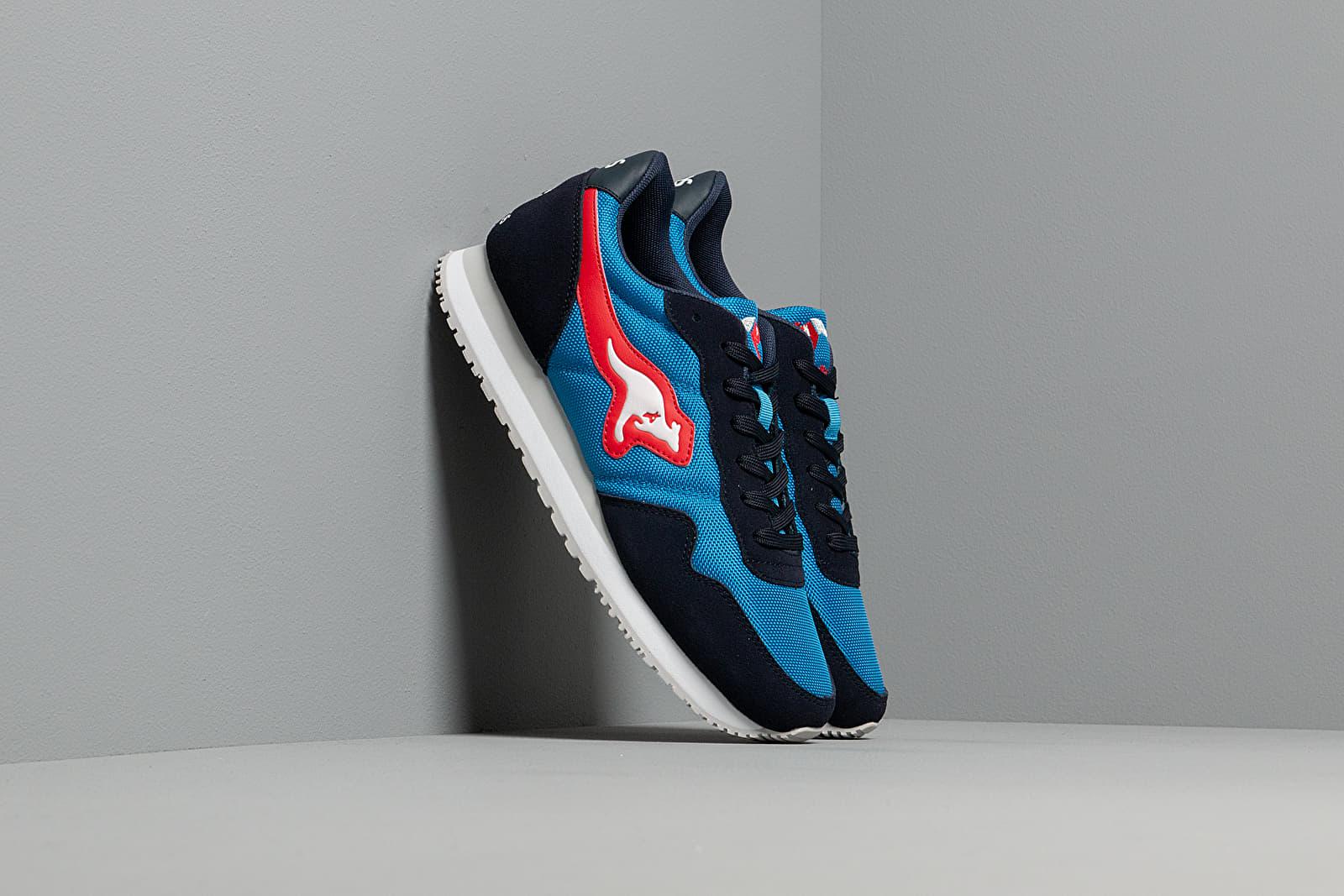Pánské tenisky a boty KangaROOS INVADER 40 Brillant Blue