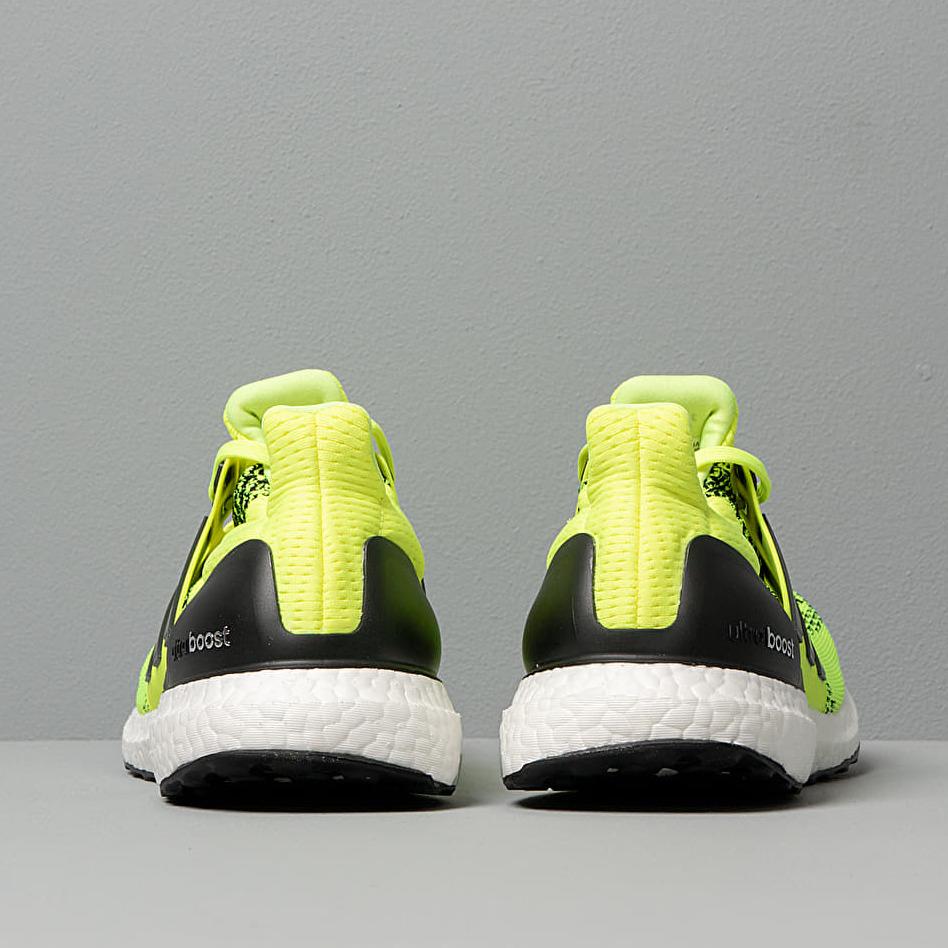 adidas Ultraboost Solar Yellow/ White