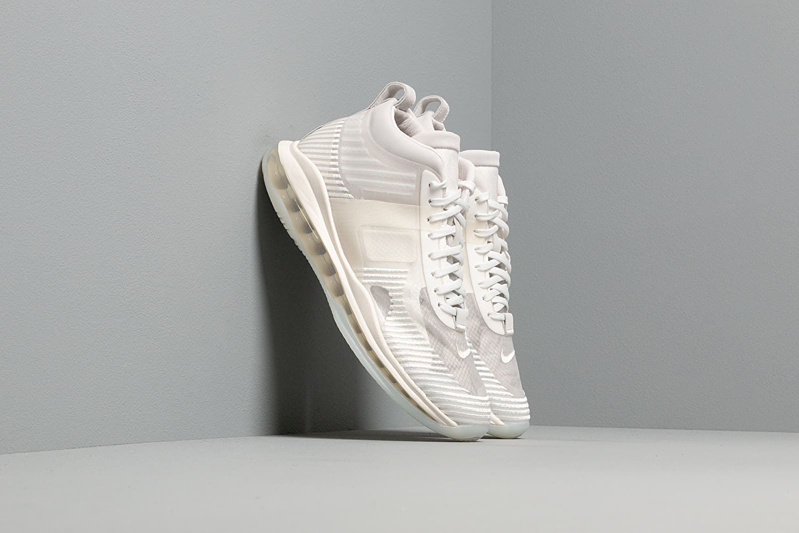 Men's shoes Nike LeBron x John Elliott Icon QS White/ Sail-summit White
