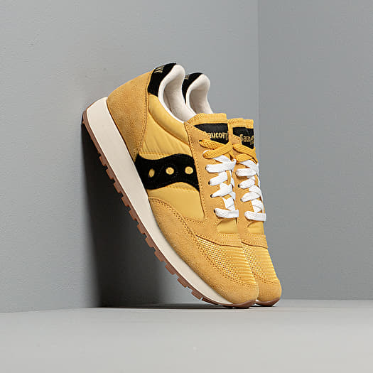 nice shoes wholesale online newest saucony jazz 91 black yellow kit off 75% - www ...