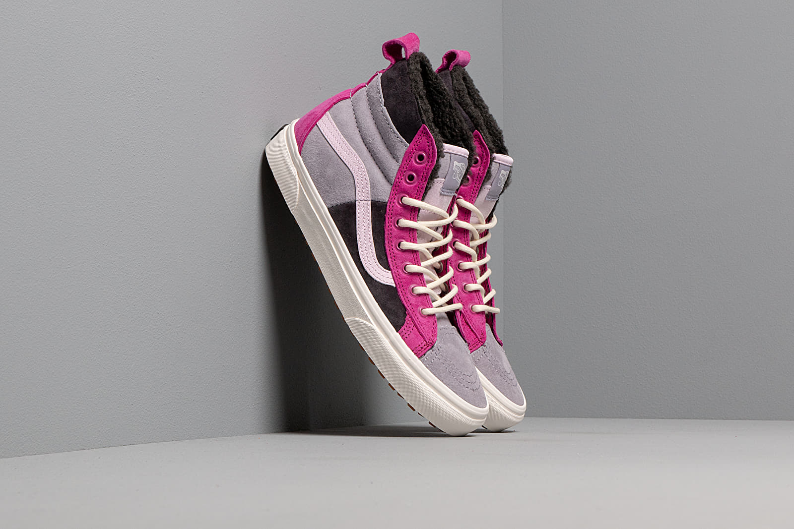 Men's shoes Vans Sk8-Hi 46 MTE DX (MTE) Lilac Gray/ Obsidian