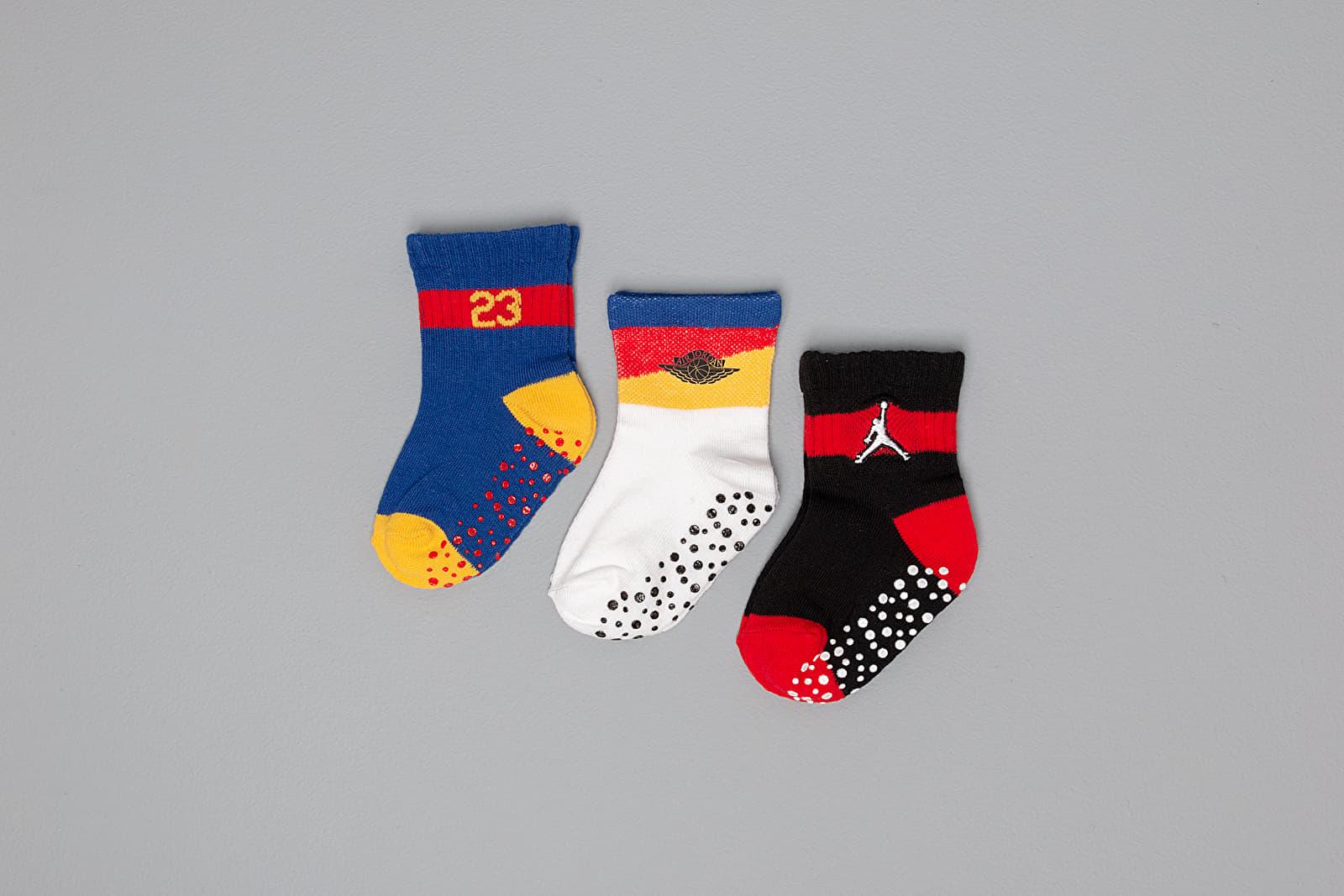 Socks Jordan 23 Pair Socks Multicolor