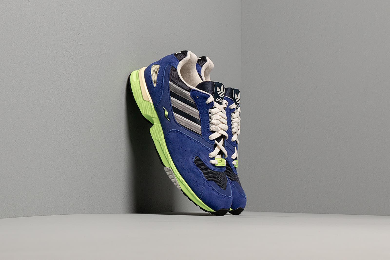 Scarpe e sneaker da uomo adidas ZX 4000 Active Blue/ Grey Three/ Real Purple