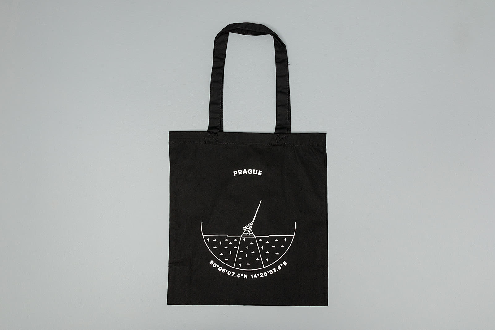 Torbe za preko ramena Footshop Prague Tote Bag Black