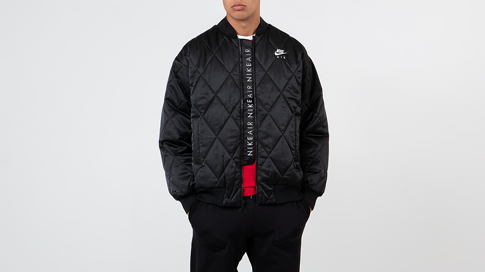 Nike Sportswear Air Syn Fill Satin Jacket