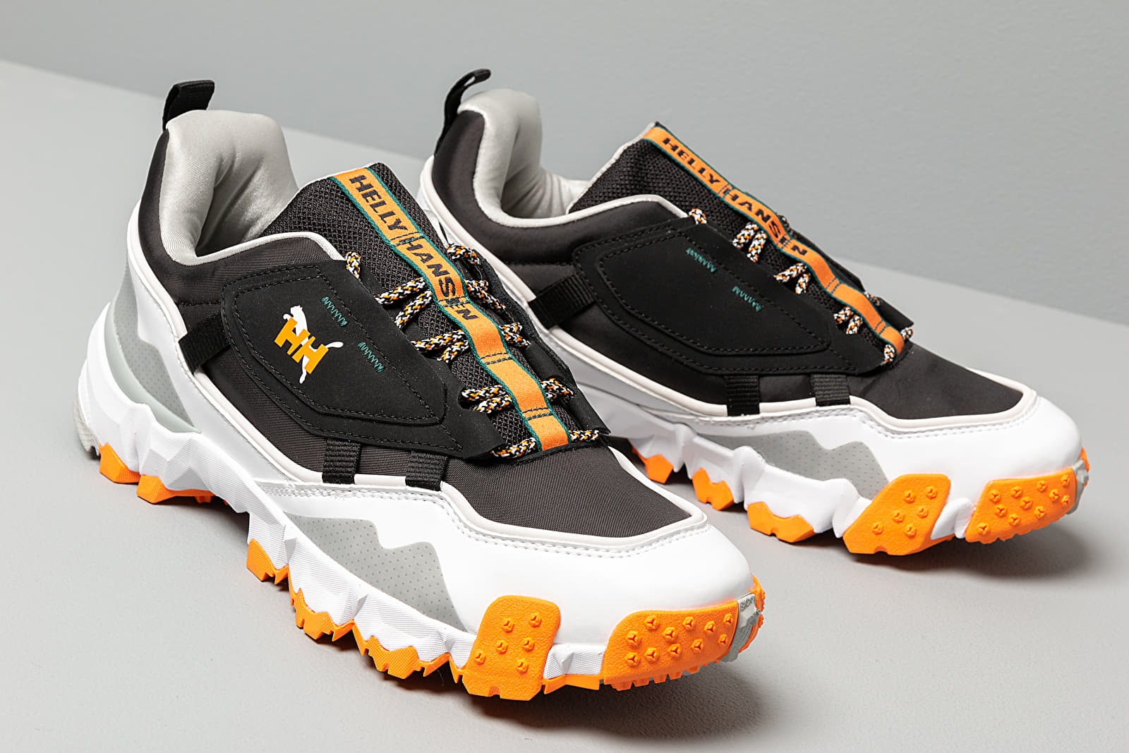 Puma x Helly Hansen Trailfox MTS Puma Black | Footshop