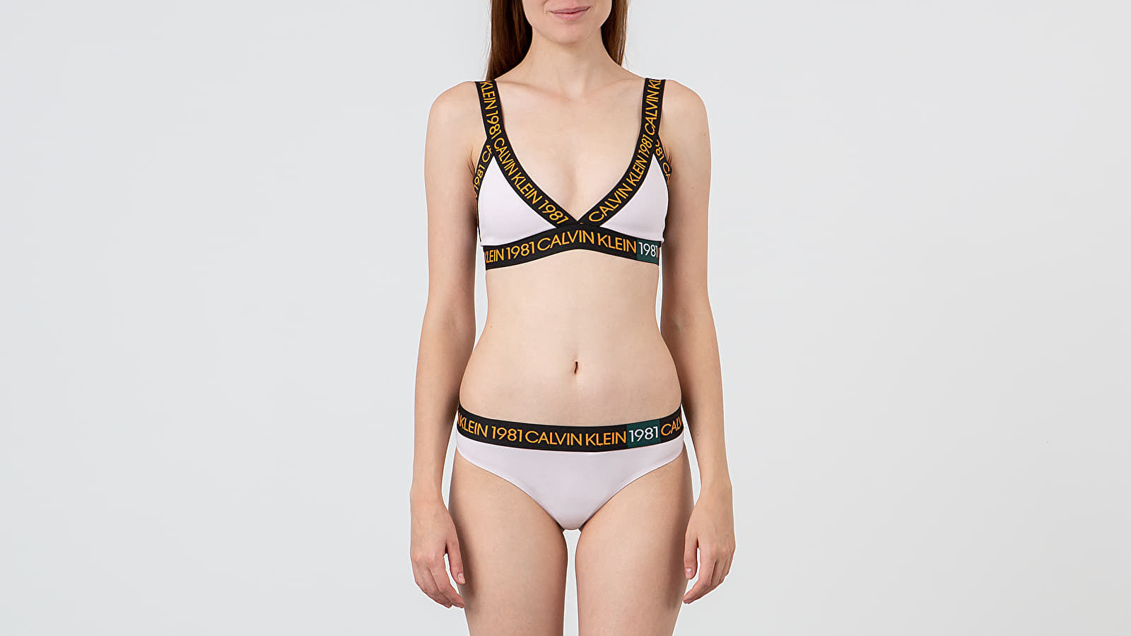 Calvin Klein Bold 1981 Brief Bikini