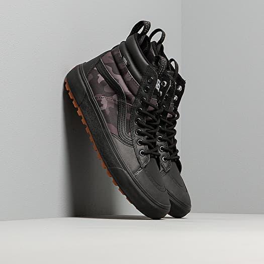 men s shoes vans sk8 hi mte 2 0 dx mte woodland camo black footshop vans sk8 hi mte 2 0 dx mte woodland camo black footshop