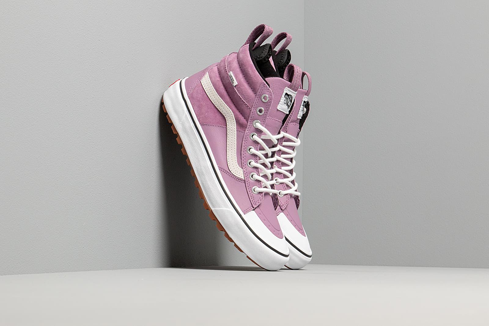 Men's shoes Vans Sk8-Hi Mte 2.0 Dx (Mte) Valerian/ True White
