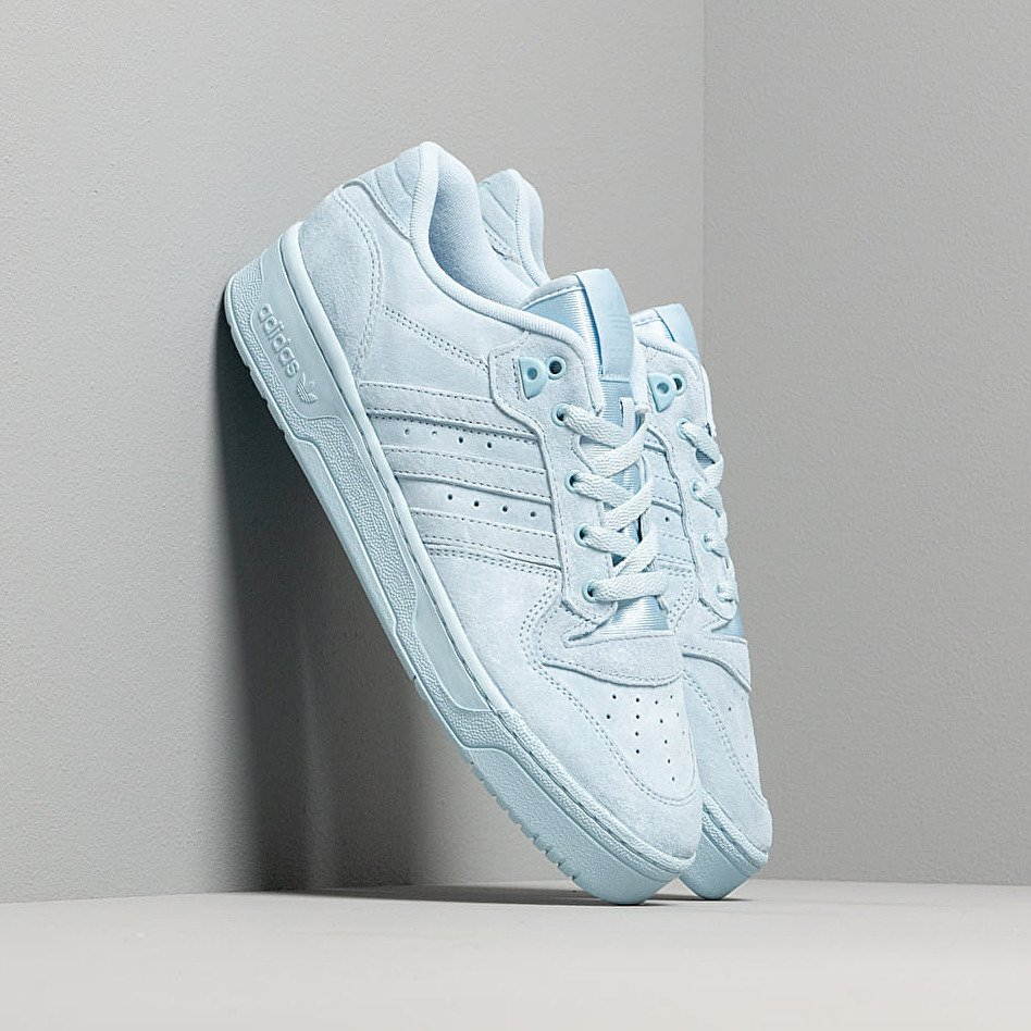 adidas Rivalry Low Clear Sky/ Clear Sky/ Ftw White