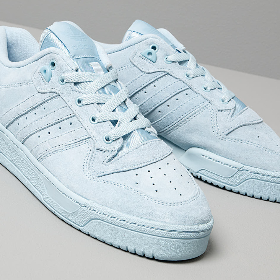adidas Rivalry Low Clear Sky/ Clear Sky/ Ftw White, Blue