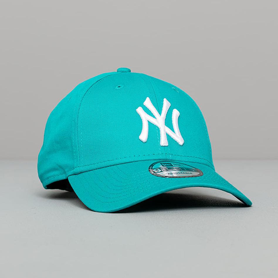 New Era 9Forty MLB Basic New York Yankees Cap Essential Blue Univerzální velikost