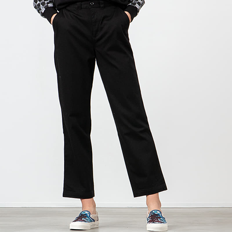 Vans Authentic Chino Trousers Black 28