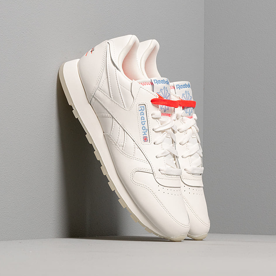 Reebok Classic Leather White/ Chalk/ None EUR 39