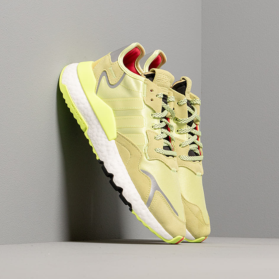 adidas Nite Jogger W Semi Frozen Yellow/ Semi Frozen Yellow/ Hi-Res Yellow