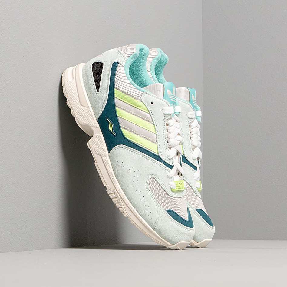 adidas ZX 4000 W Ice Mint/ Hi-Res Yellow/ Grey One, Green