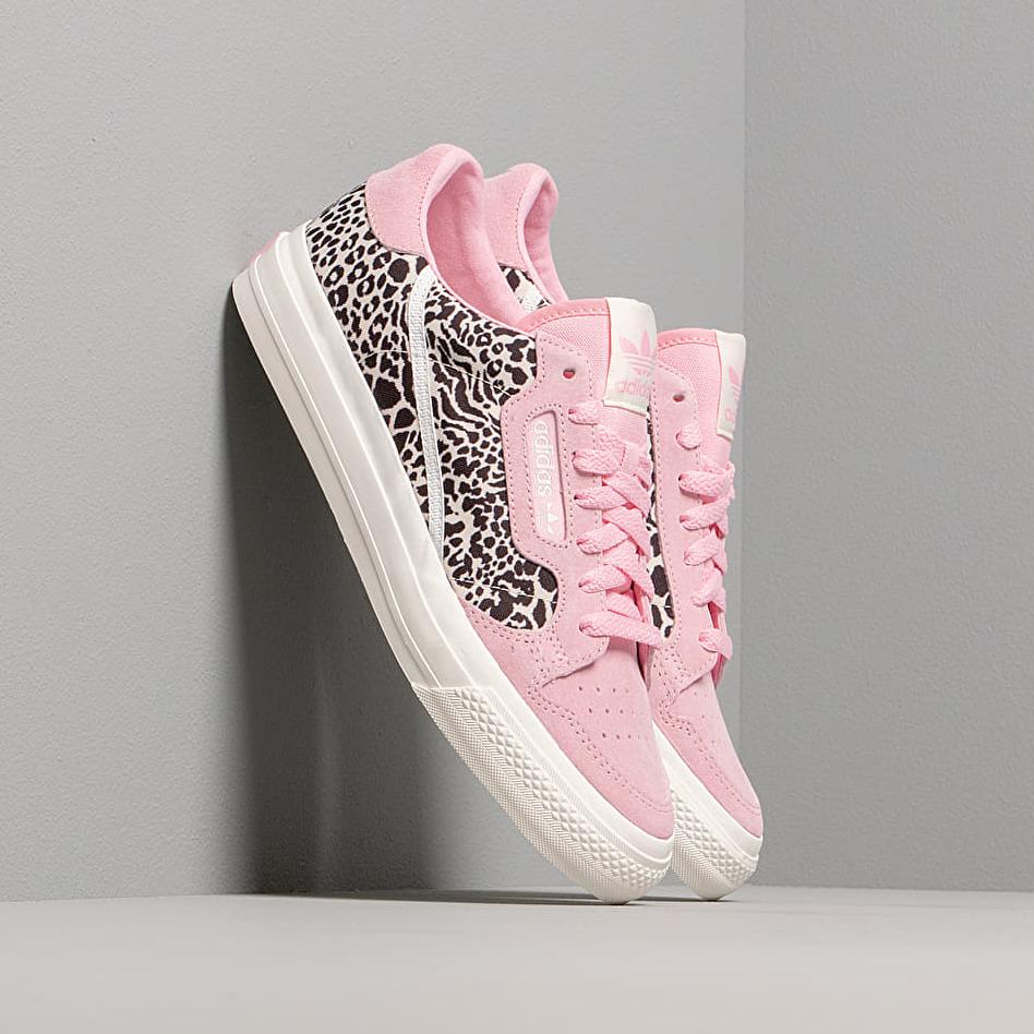 adidas Continental Vulc W True Pink/ Ftw White/ Off White EUR 41 1/3