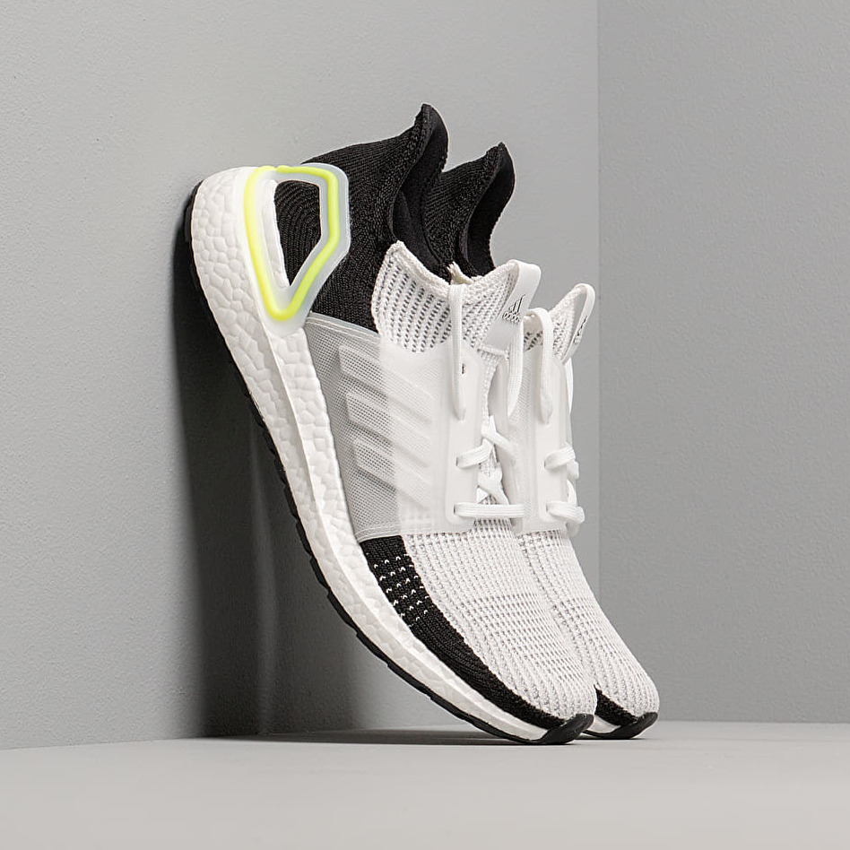 adidas UltraBOOST 19 m Ftw White/ Grey One/ Grey Three