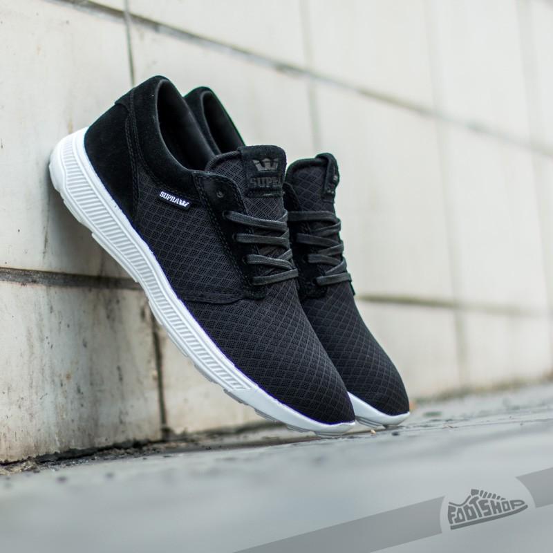 shoes Supra Hammer Run Black-White