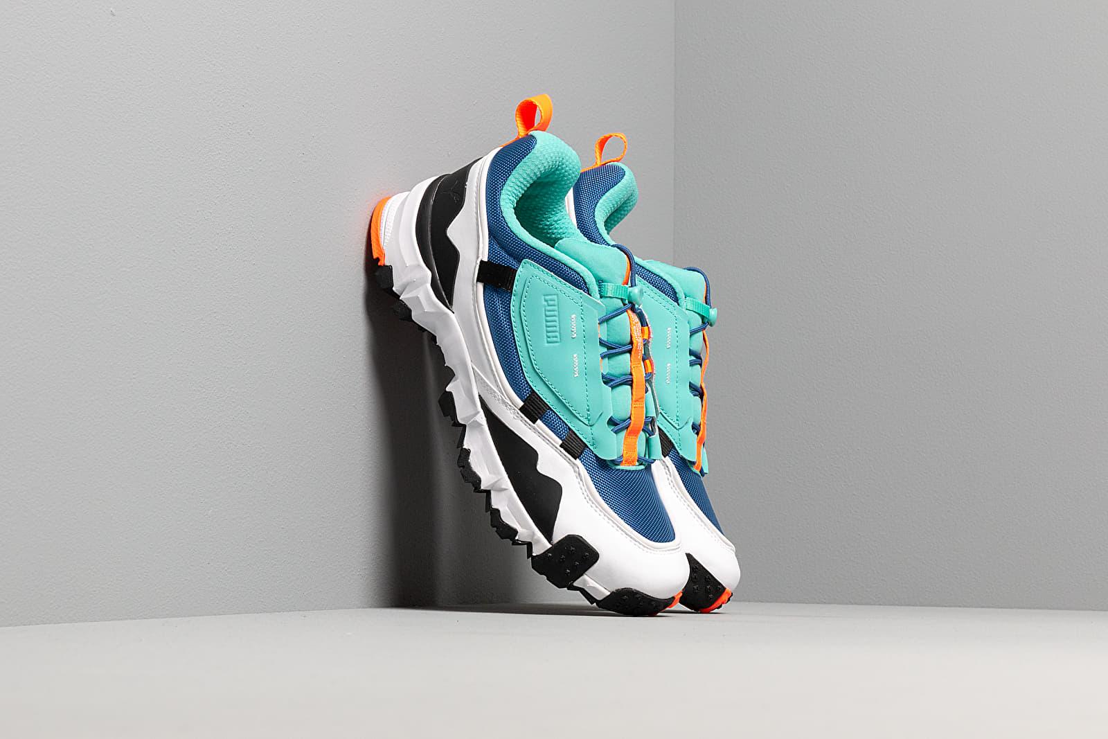 Men's shoes Puma Trailfox Overland Galaxy Blue-Blue Turquoise