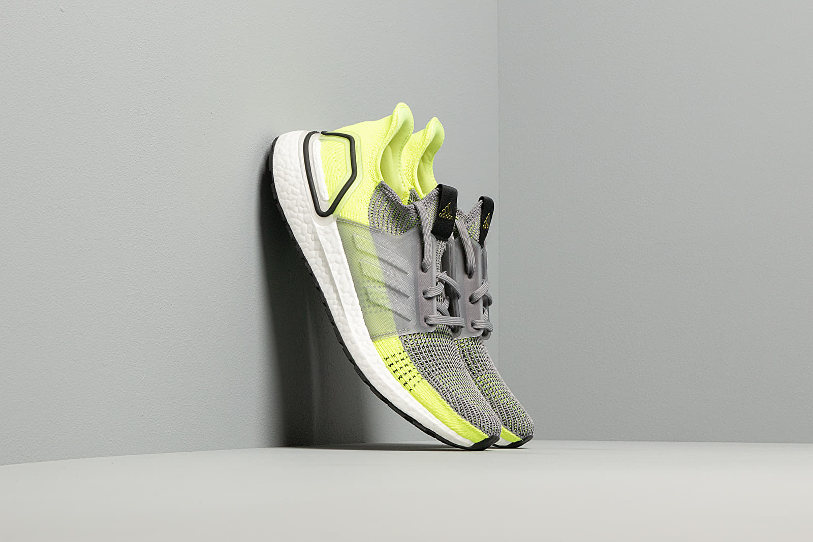 Men's shoes adidas UltraBOOST 19 M Grey Three/ Grey Three/ Core Black