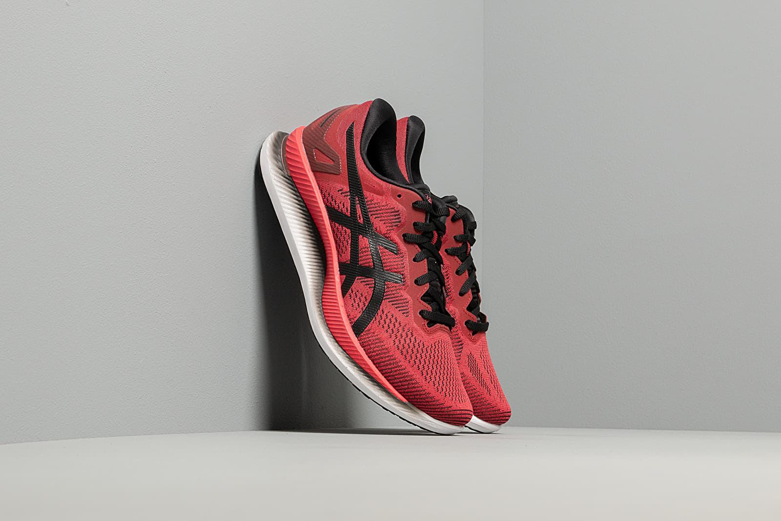 Pánské tenisky a boty Asics GlideRide Speed Red/ Black