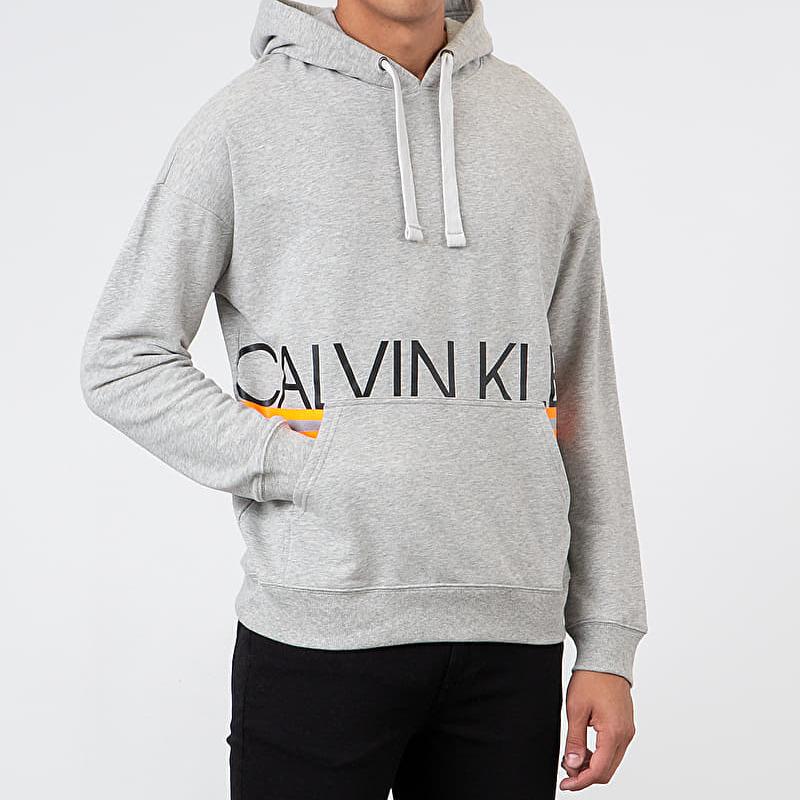 Calvin Klein Hoodie Grey