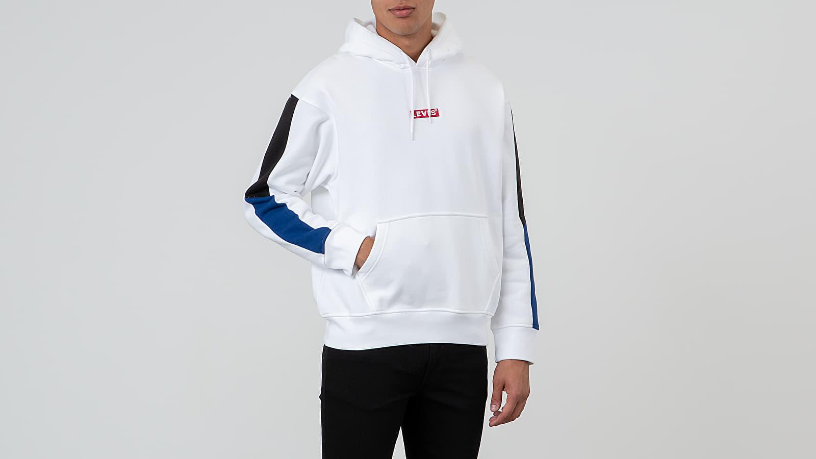 Levi's® Racer Sleeve Hit Hoodie