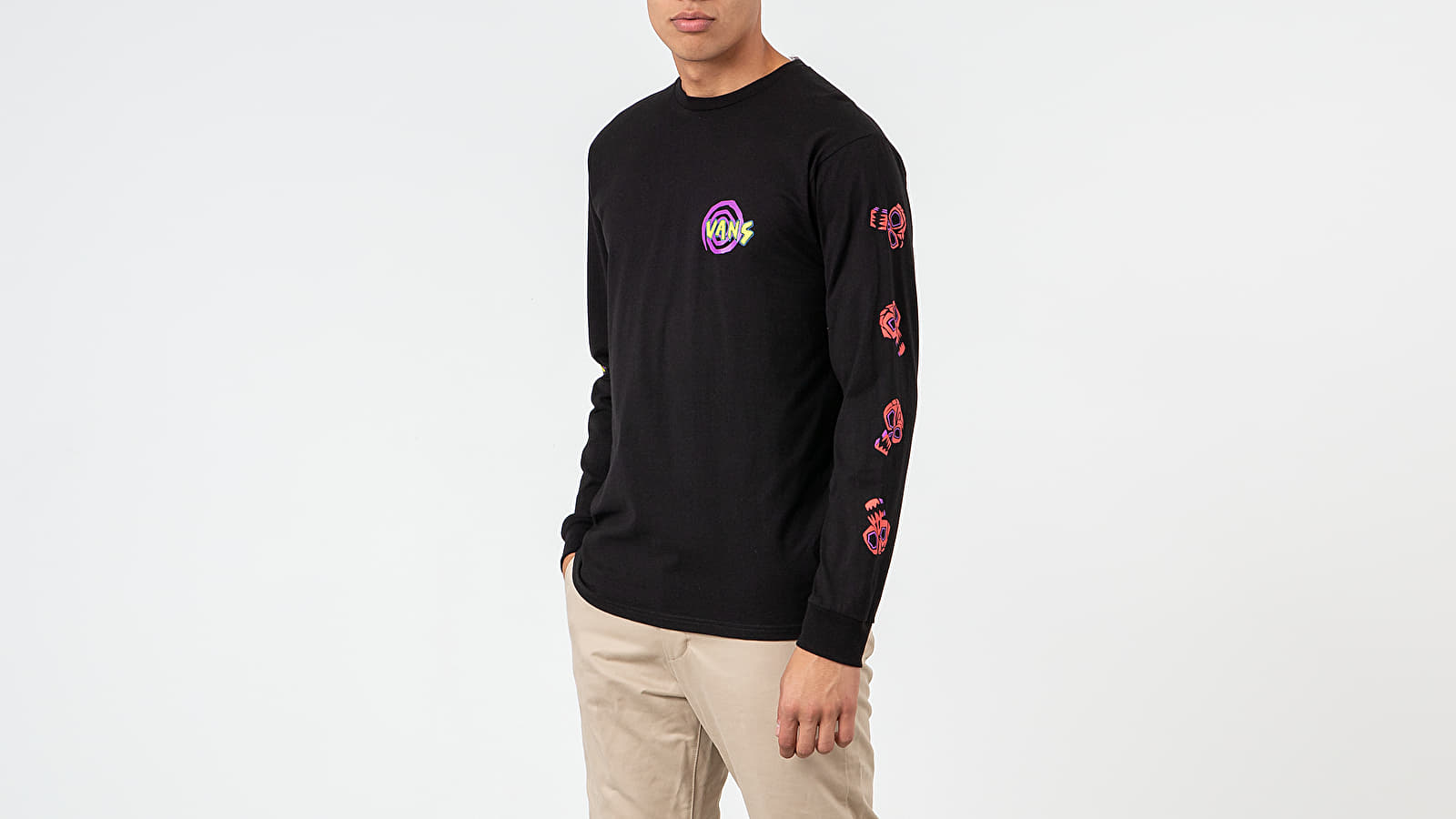 Vans x The Nightmare Before Christmas Oogie Boogie Longsleeve Tee (DISNEY)