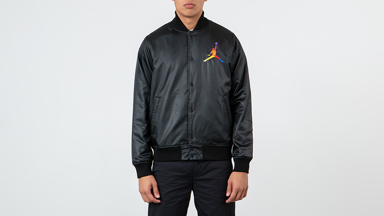 Jordan Sport DNA Hybrid Satin Jacket