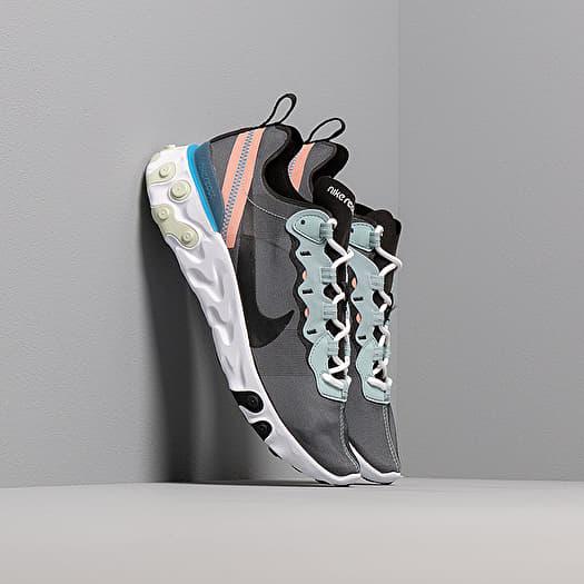 special sales online here top quality Nike React Element 55 Ocean Cube/ Black-Pink Quartz-Blue ...