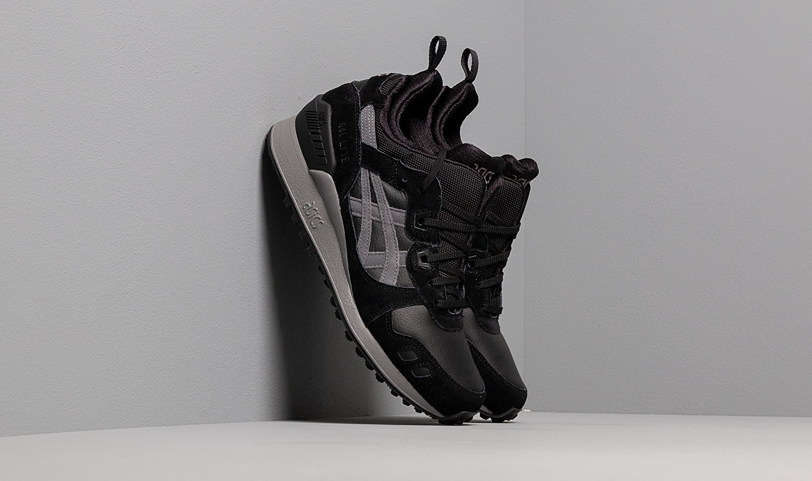 Asics GEL-Lyte MT Black/ Dark Grey EUR 40.5