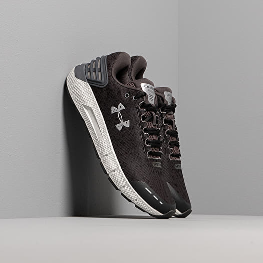 Sneaker Under Armour Under Armour Charged Rogue Storm Black/ Gray Flux/ Reflective