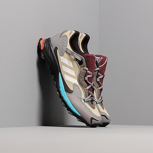 silencio multitud delincuencia  Men's shoes adidas Consortium x Gardening Club Response Hoverturf GF6100A  Grethr/ Cwhite/ Maroon   Footshop