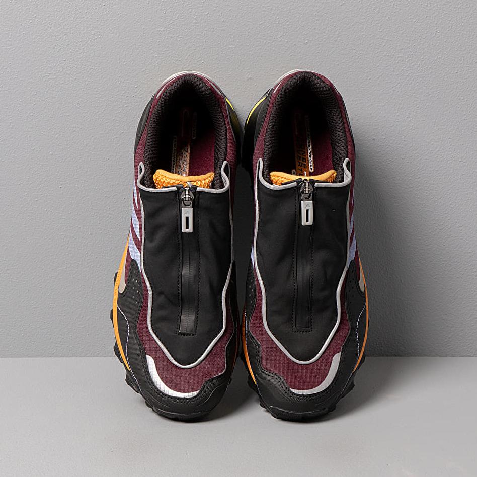 adidas Consortium x Gardening Club Response Hoverturf GF6100L Maroon/ Purple/ Tacyel, Multicolour