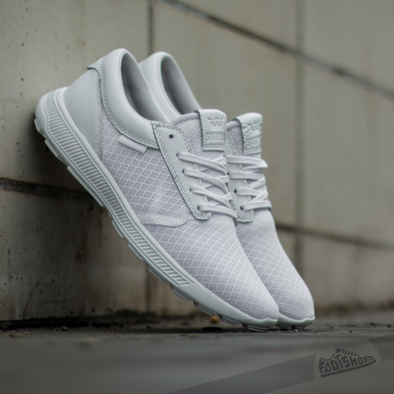 Men's shoes Supra Hammer Run White-White