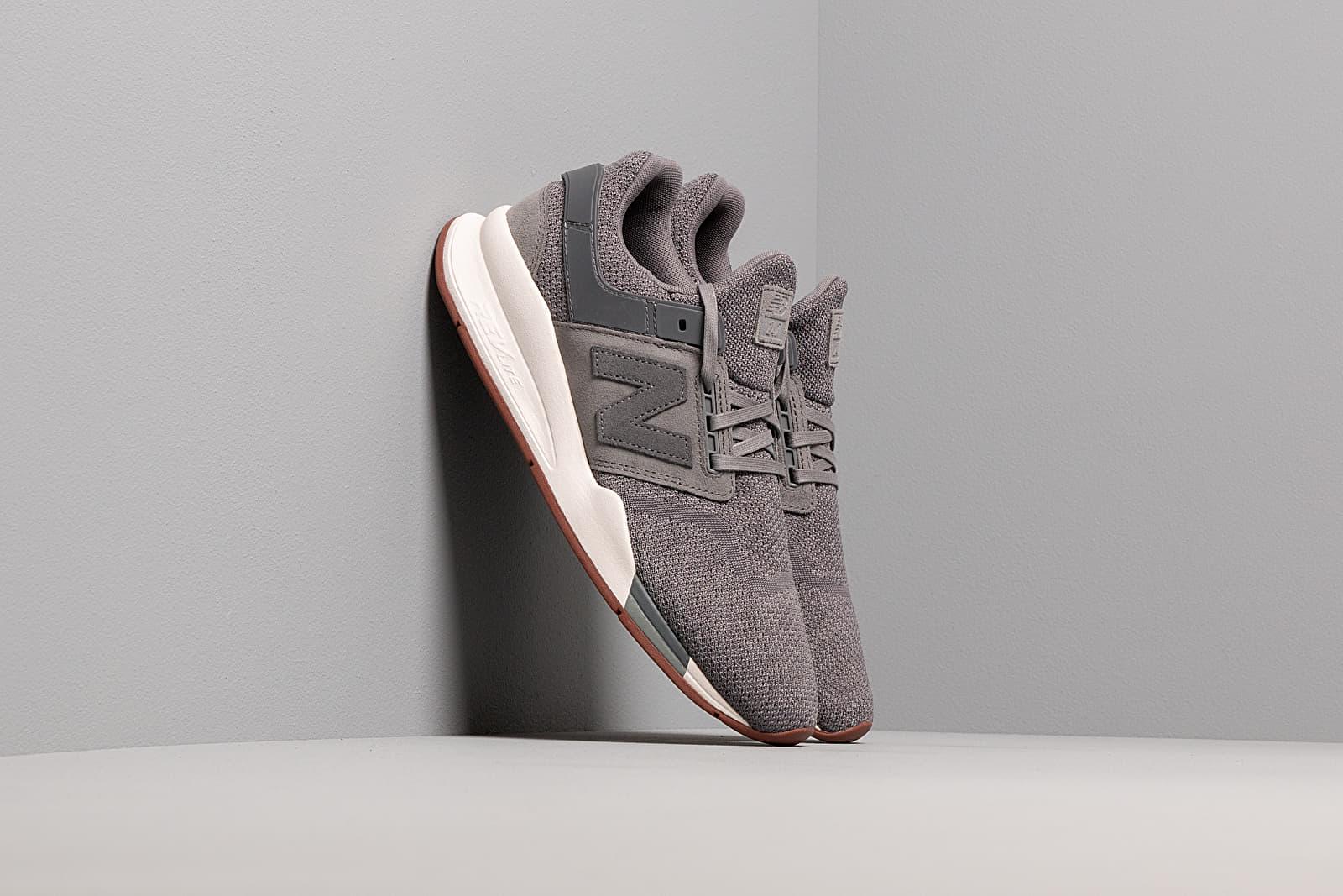 Pánske tenisky a topánky New Balance 247 Grey