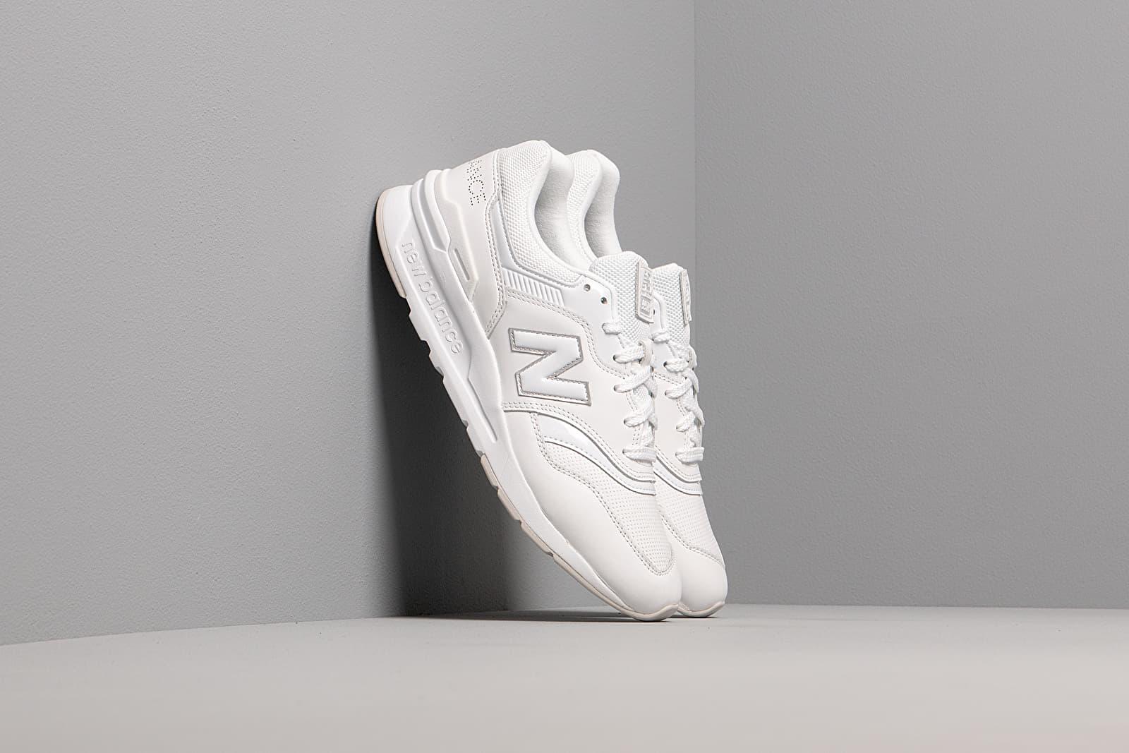 Dámské tenisky a boty New Balance 997 White