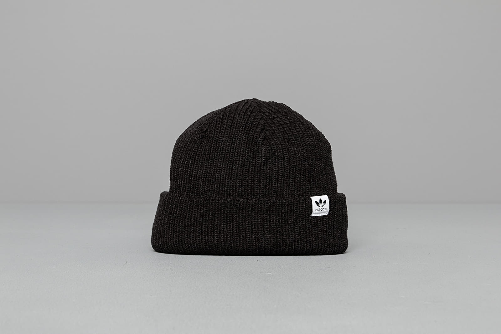 Hats adidas Shortsy Beanie Black/ White