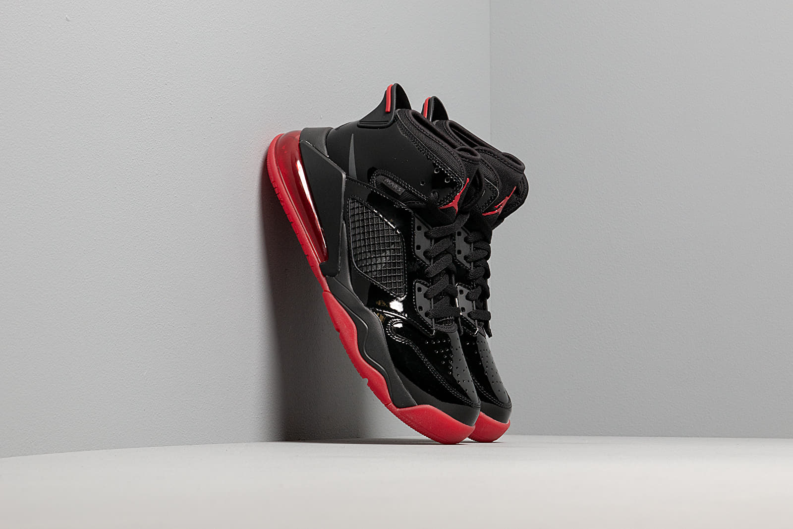 Men's shoes Jordan Mars 270 Black/ Anthracite-Gym Red